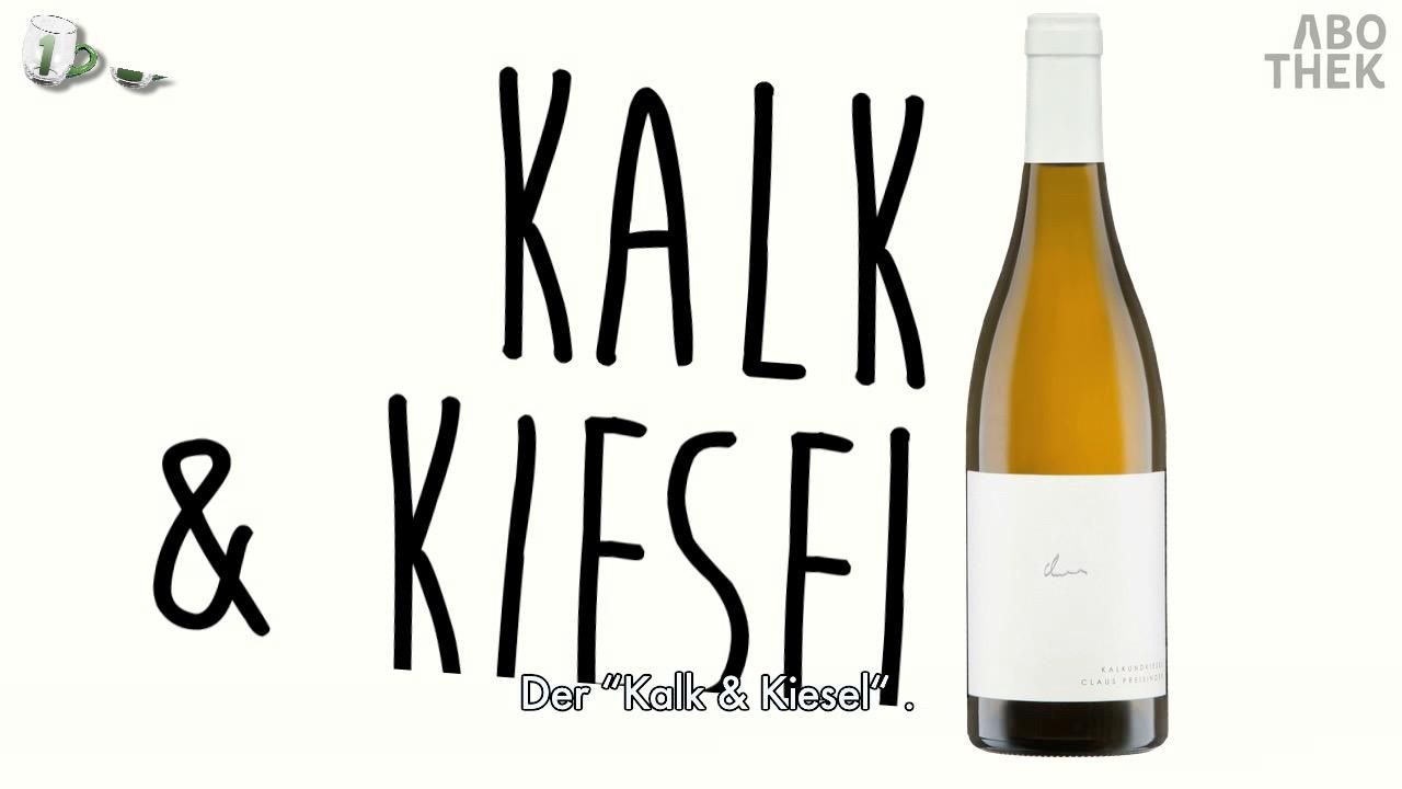Claus Preisinger - Kalk & Kiesel: Önogramm - Abothek