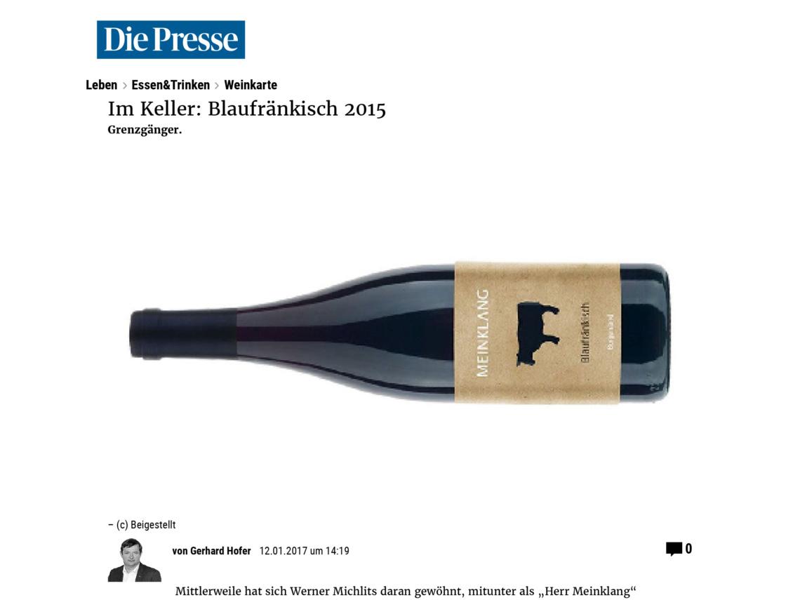 Abothek_Die Presse-Schaufenster_Blaufränkisch