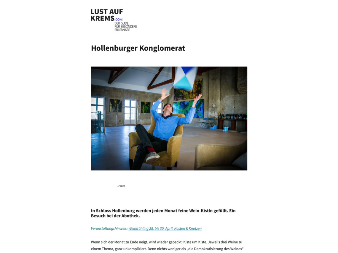 170420_Lust auf Krems (Blog)_Hollenburger Konglomerat – LUST AUF KREMS