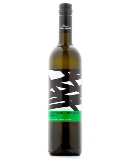Abothek-Weinabo-Domäne Baron Geymüller-Lusthausberg-Flasche