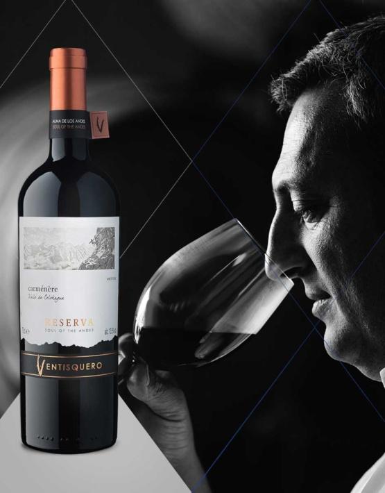 Weinabo-Abothek-Jaenner-Kistl-2019-Neue-Welt-Carmenere-Flasche-Winemaker Felipe Tosso_web