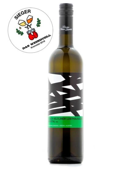 Weinabo-Abothek-Gruener-Veltliner-Lusthausberg-Domaene-Baron-Geymueller-Weinduell-Sieger-Flasche_web