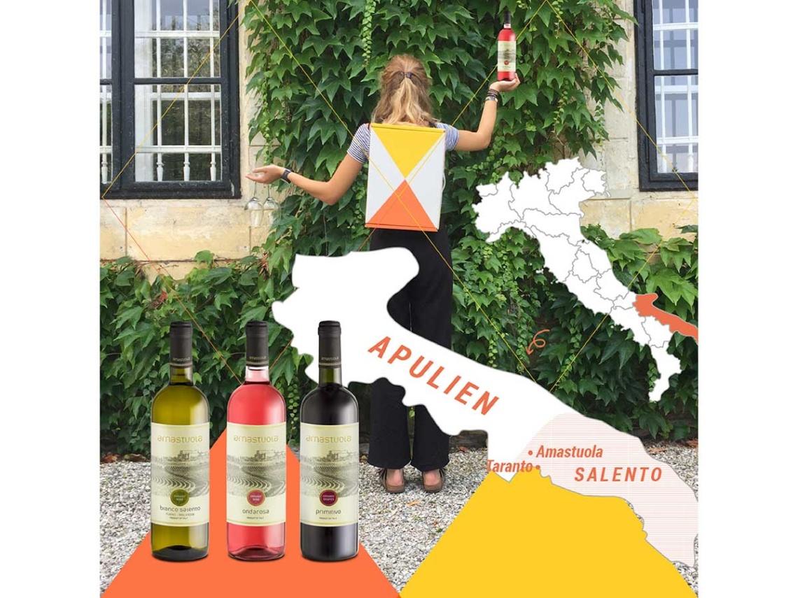 Weinabo-Abothek-September-2019-Sommerglueck-Apulien-Amastuola-Kistl-Karte-Posing_4x3_web