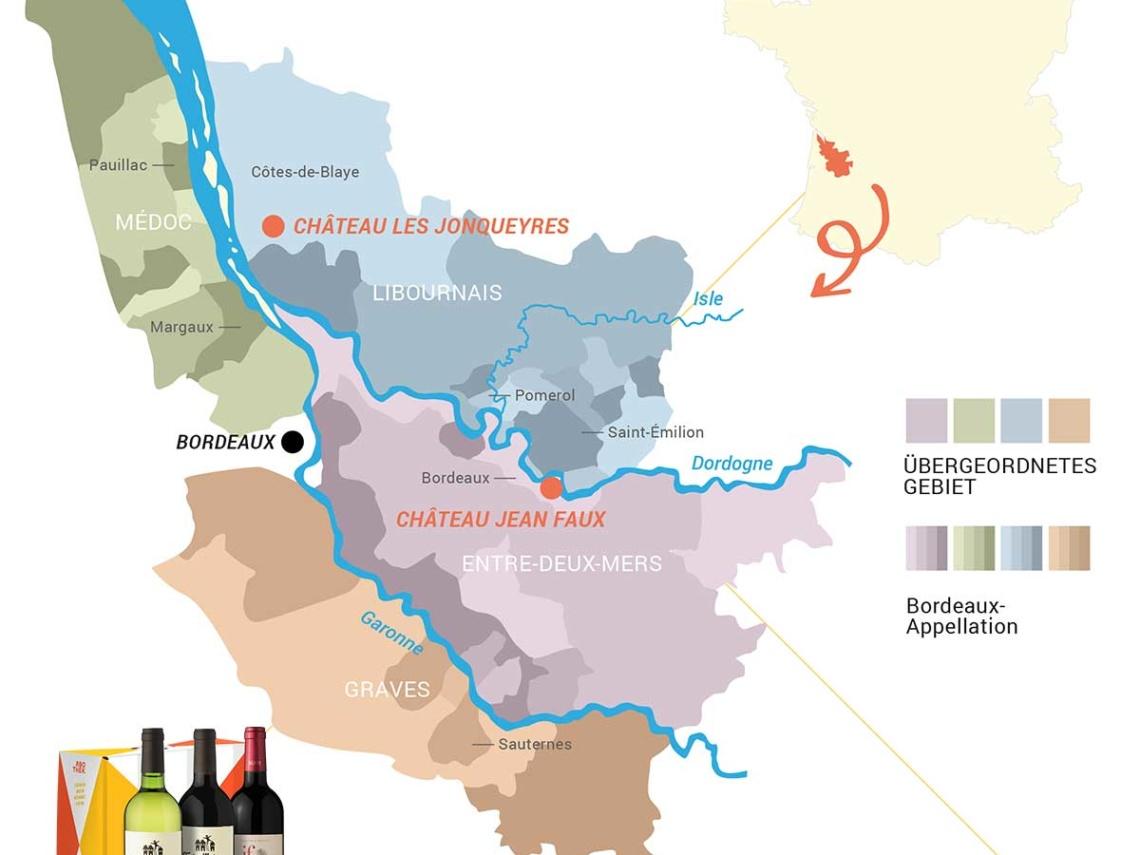 Weinabo-Abothek-November-2019-Bordeaux-Karte-Kistl-Flaschen_web
