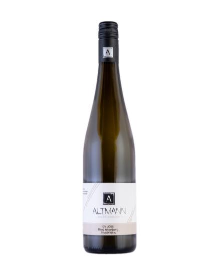 Weinabo-Abothek-Jaenner-Altmann-Gruener-Veltliner-Loess-Altenberg-2018-Flasche_web