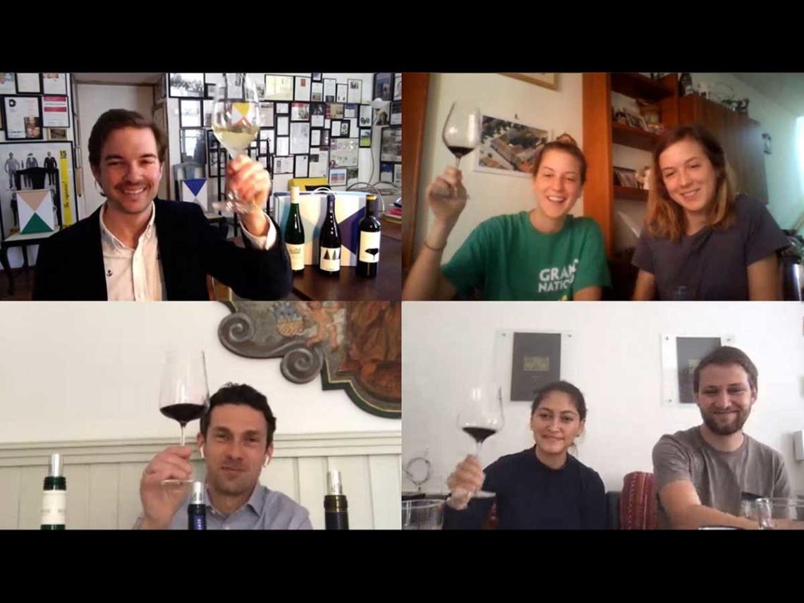 Weinabo-Abothek-Remote-Weinverkostung-Impression-Teambuilding-Corona-schwarz-web