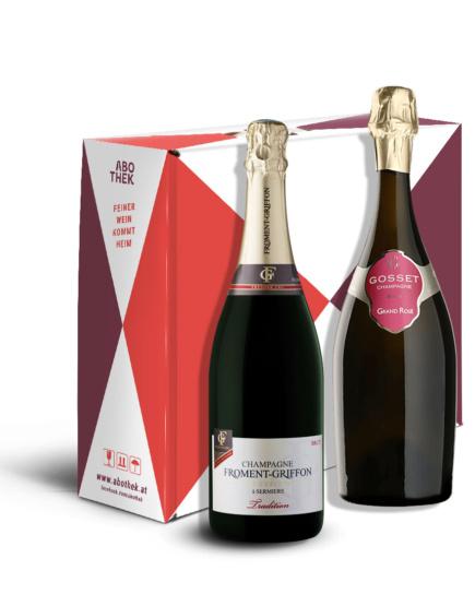 Weinabo-Abothek-Dosage-Spezialkistl-Champagner-Froment-Griffon-Gosset-Kistl-Flaschen-shop-web