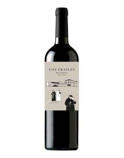 Weinabo-Abothek-Casa-los-Frailes-Valencia-Spanien-Monastrell-2019-Flasche2-web