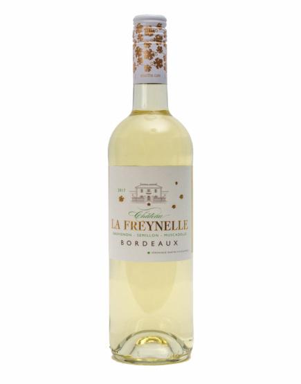 Weinabo-Abothek-Chateau-La-Freynelle-Entre-Deux-Mers-Bordeaux-Frankreich-Blanc-2019-Flasche-web