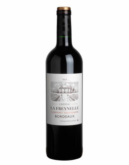 Weinabo-Abothek-Chateau-La-Freynelle-Entre-Deux-Mers-Bordeaux-Frankreich-Cabernet-Sauvignon-2018-Flasche-web