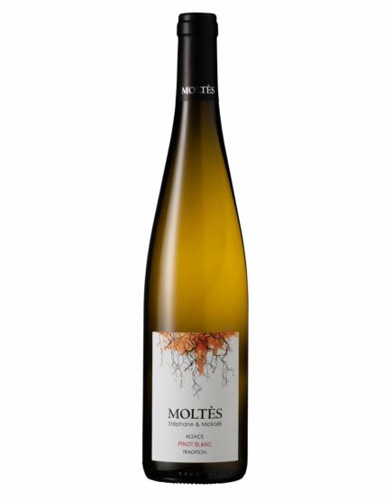 Weinabo-Abothek-Frankreich-Pfaffenheim-Elsass-Moltes-Pinot-Blanc-AOC-Alsace-2019-Flasche-web