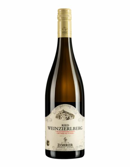 Weinabo-Abothek-Kremstal-Toni-Zöhrer-Grüner-Veltliner-Ried-Weinzierlberg-Flasche-web